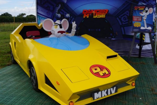 Danger Mouse Car CarFest (6)