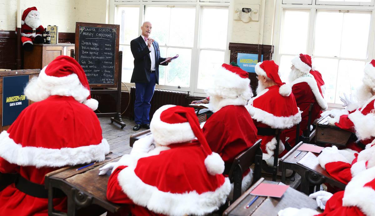 Santa School Class of 2018