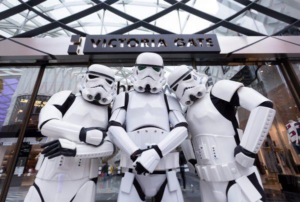 Star Wars Stormtroopers #StarWarsDay #MayTheFourthBeWithYou