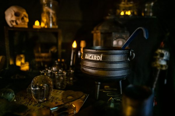 BACARDI- THE ALCHEMIST- WHICH WITCH PROJECT